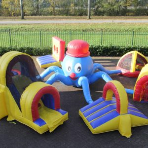 Springkussen Multiplay Kinderdorp Octopus