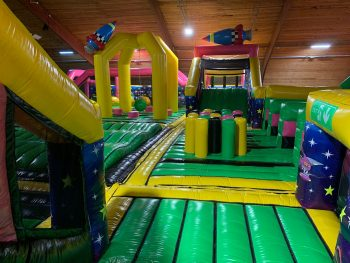 Jump Factory Inflatable Parks: Inflatable Indoor park kopen