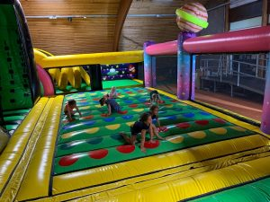 Jump Factory Inflatable Parks: Inflatable Park - twister